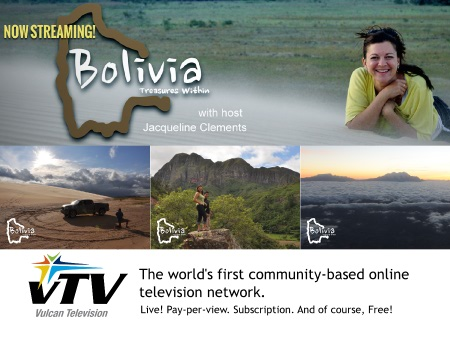 Bolivia: Treasures Within Episode S1 06 on vTV